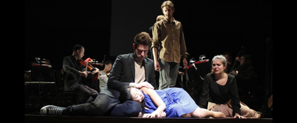 CANCELLED: Kaija Saariaho – La Passion de Simone