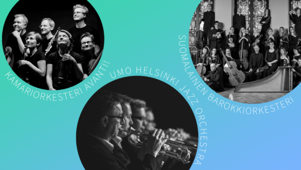 AUF: Music for everyone – Three orchestras together again