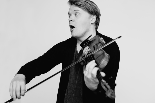 Pekka Kuusiston yllätyskonsertti